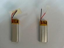 401030 бортовой аккумулятор 3.7 В литий-полимерный аккумулятор