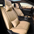 High quality special Leather Car Seat Cover For Nissan Qashqai Note juke tiida x trail car
