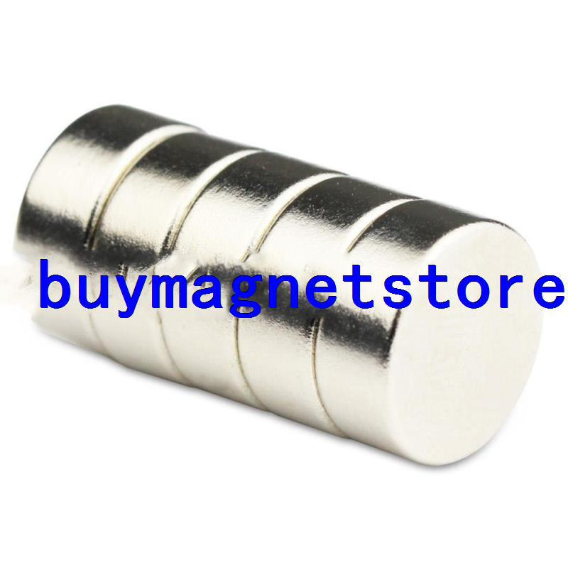 5pcs 12mm x 5mm N50 Grade Small Disc Round Cylinder Rare Earth Neodymium Magnets free shipping<br><br>Aliexpress