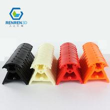 9pcs/set Rostock 3D printer accessories Kossel delta corner pieces kit connection parts plastic injection molded parts(China (Mainland))