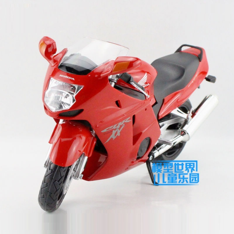 High Simulation Exquisite Diecasts & Toy Vehicles: TB Car Styling Honda CBR1100XX 1:12 Alloy Diecast Motorcycle Model Toy Car(China (Mainland))