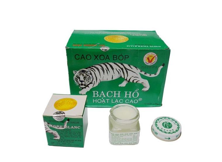 Вьетнам 20 г белый тигр бальзам для головной боли зубная боль боль в желудке baume тигр блан холодной головокружение бальзам