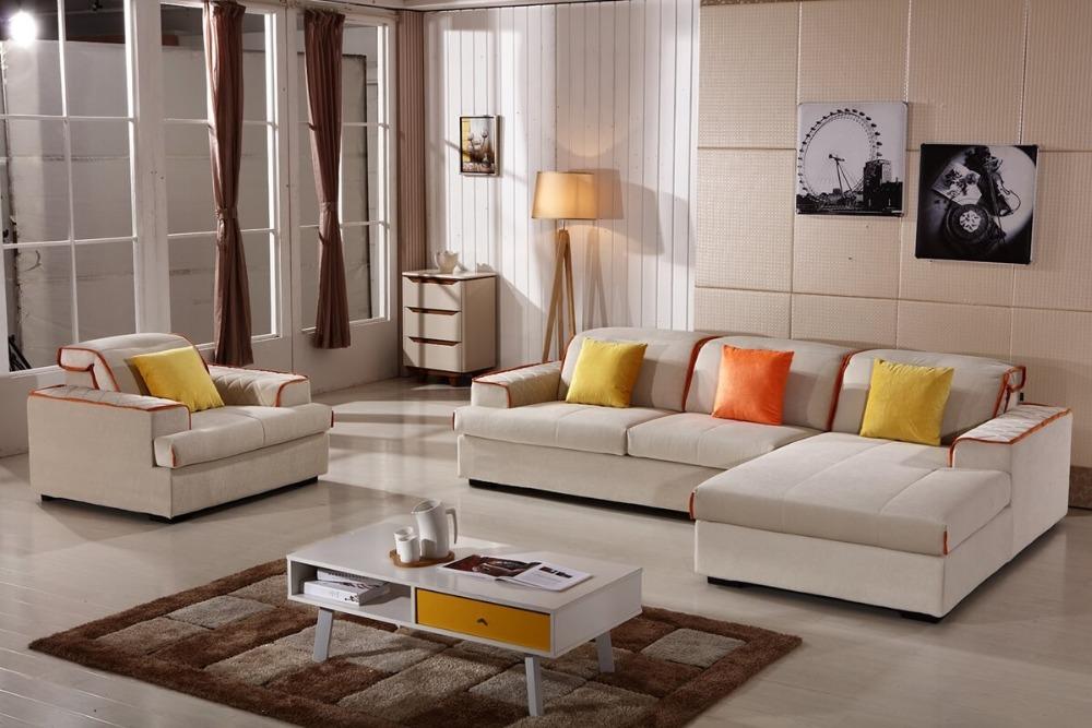 angolo divano sedia promozione-fai spesa di articoli in promozione ... - L Forma Divano In Tessuto Moderno Angolo