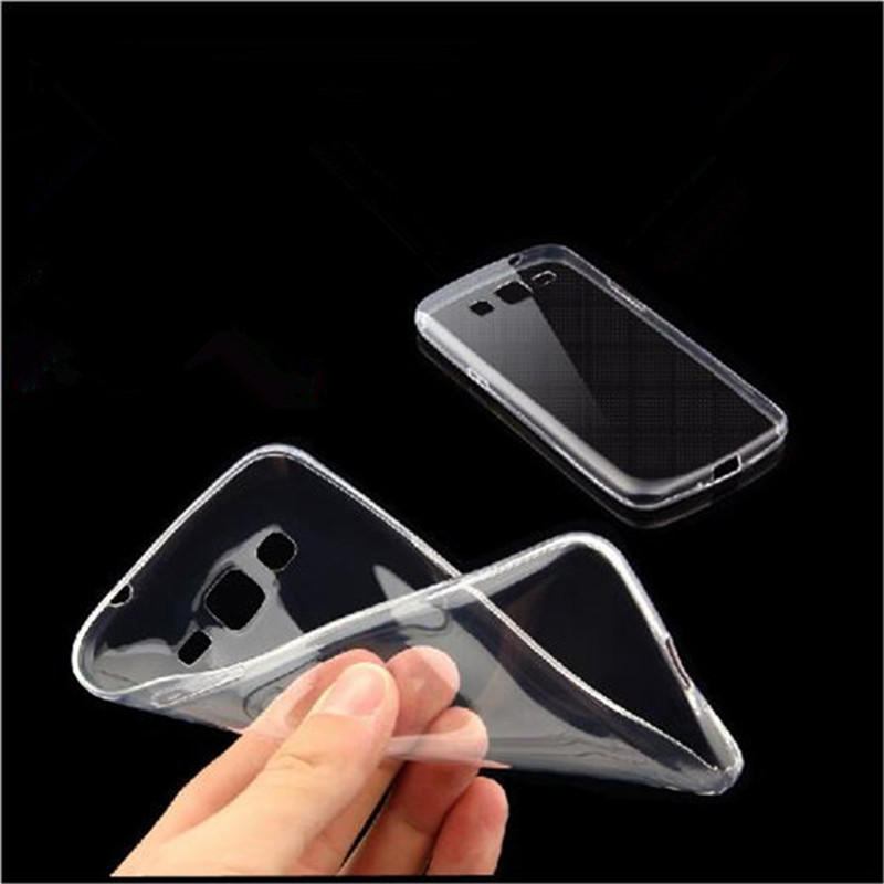 Transparent Clear Soft TPU Gel Case For Samsung Galaxy S3 S4 S5 S6 S7 edge S3/S4/S5 mini A3 A5 A7 A8 Note 2 3 4 edge n9150 Cover(China (Mainland))
