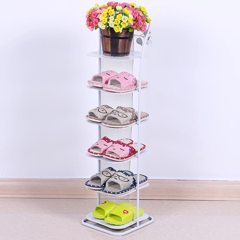 Continental Iron floor shoe rack simple multi- layer storage shelf slippers pod<br><br>Aliexpress