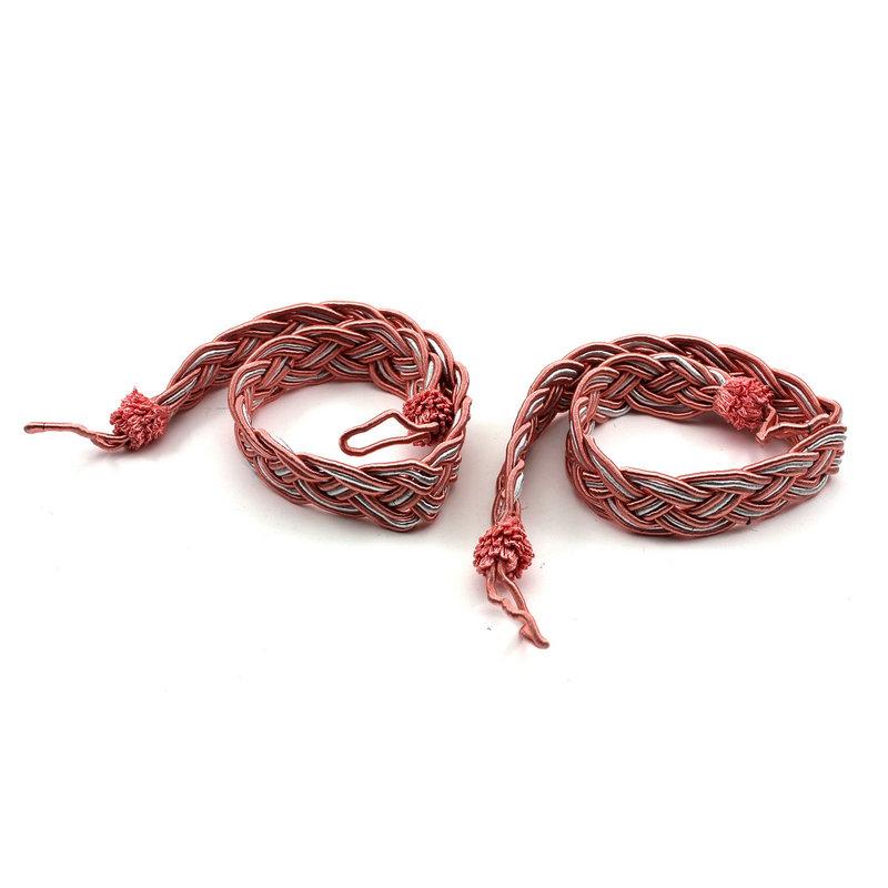 1 Pair Window Curtain Accessories Holder Belt Drapery Buckle Decorative Curtain Tie Rope(China (Mainland))