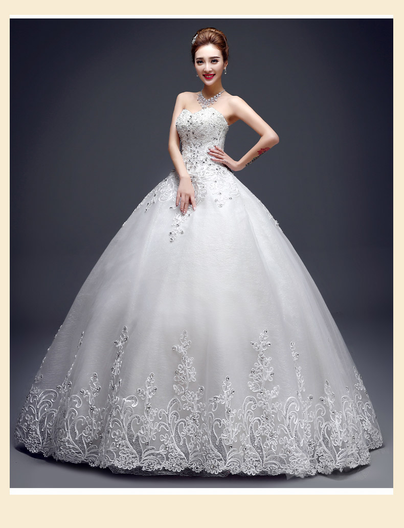 buy wedding dress with the new 2015