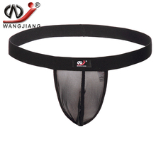 Gay Underpants G Strings Hot Brand WJ font b Mens b font Cuecas Calzoncillos High Quality