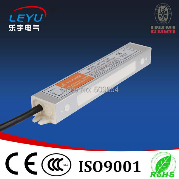 ac dcsingle output 18w 24v  led driver with high reliability<br><br>Aliexpress