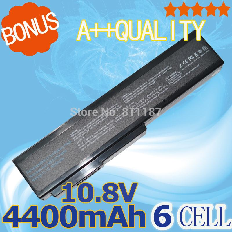 Гаджет  NEW Laptop Battery for Asus N61 N61J N61Jq N61V N61Vg N61Vn A32-N61 N61Ja N43JQ N53S laptops A32-N61, A32-X64 None Компьютер & сеть