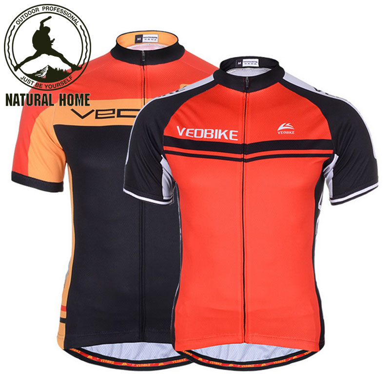 [NaturalHome] Brand Running Hiking Riding Breathable Ropa Ciclismo Short Sleeve New Hot Sale Outdoor Sport Cycling Jerseys(China (Mainland))