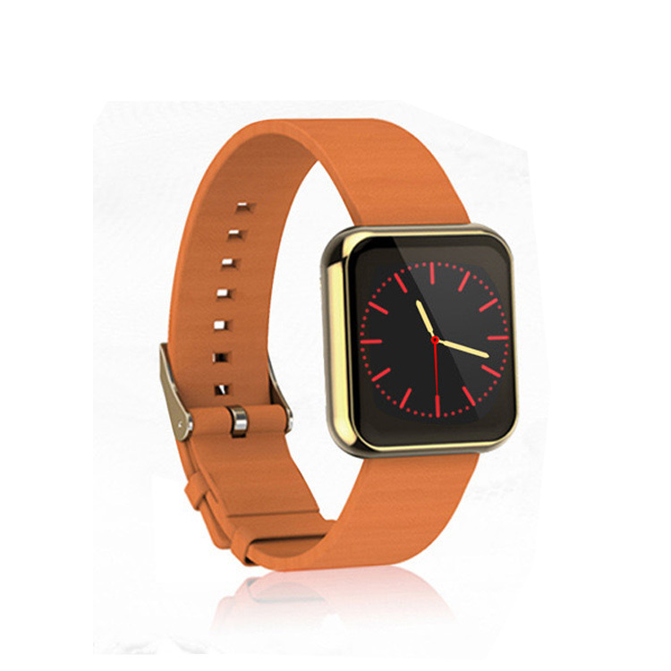 AW08 Android Reloj For Inteligente The New Smart Watches Can Call Hands free And Music Play
