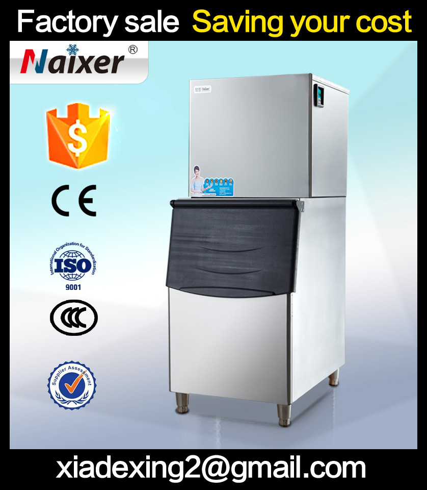 Naixer full automatic commercial ice machine for sale for Ice makers for sale