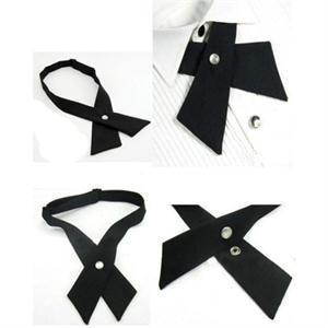 New Design Adjustable Cross Tie/Fashion Men's Women's Bowtie/Unisex Wedding Bowtie(China (Mainland))
