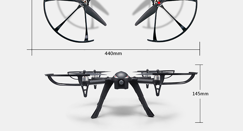 MJX B3 BUGS Brushless Motor 500M distance RC Drone Quadcopter Helicopter With Frame Hold Xiaoyi Sjcam HD camera