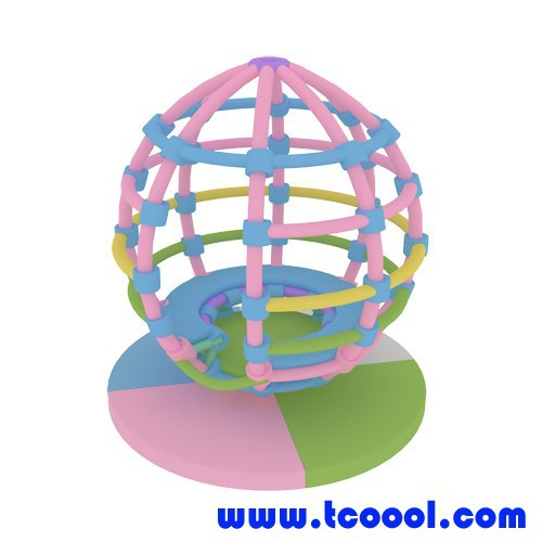 new designed commercial special kids indoor playground globe(China (Mainland))