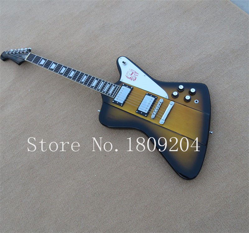 Brand new thund bird electric guitar explore free shipping 6 strings firebird James Hetfield Snakebyte design(China (Mainland))