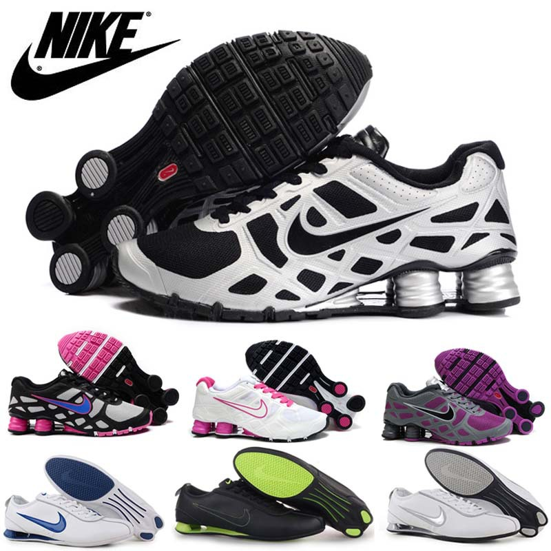 free shipping 2015 original airlis shox r5 r4 r3 or r2 current turbo men and women high quality cheap shox zapatoshombre nz(China (Mainland))
