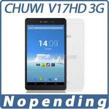 Cheap Tablets Original Chuwi V17HD(8G) RAM 1GB ROM 8GB Quad core 7inch 1024×600 IPS Screen OTG Android 4.4 WIFI /3G Chuwi V17HD