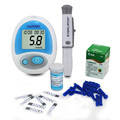 High Quality Health Care Blood Glucose Meter Diabete Glucometers Monitoring Blood Sugar Tester 50 Test Strips