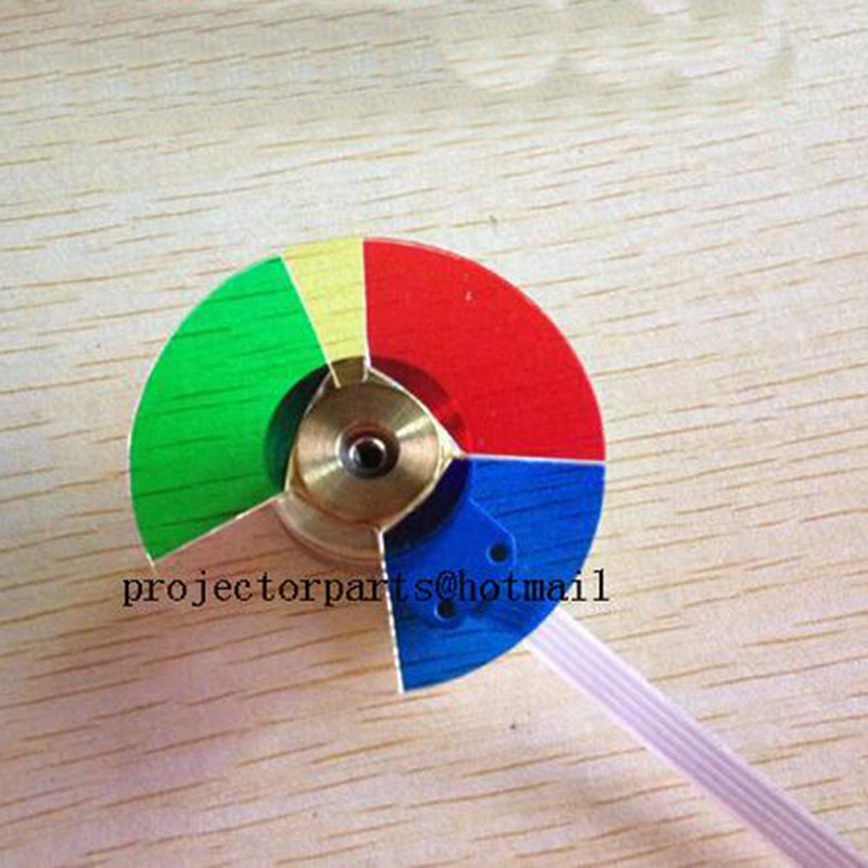 Brand New Projector Color Wheel Beamsplitters Spectral Slices For Benq PB8265 Wholesale Retail(China (Mainland))