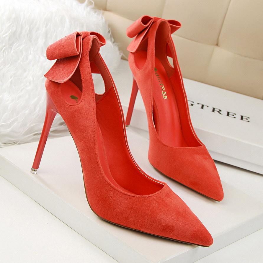 High Heels On Women
