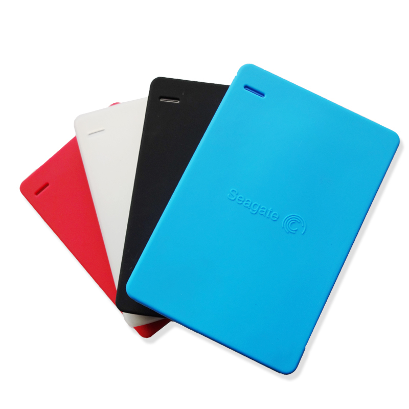 Гаджет   2015 New 2.5 inch Hard Drive Case Silicone For Seagate Slim Shock Proof  Colors Free Shipping  None Компьютер & сеть