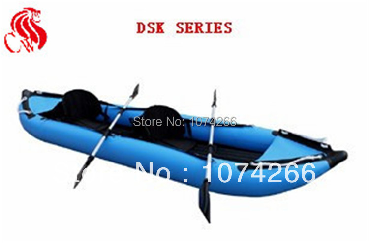 New product, 2/people380CM*89CM The inflatable boat, kayak(China (Mainland))