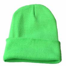 Skullies Beanies Unisex Slouchy หมวกถักหมวก Hip Hop หมวกฤดูหนาวที่อบอุ่นหมวกสกีสำหรับผู้ชายผู้หญิงผู้หญิงฤดูใบไม...(China)