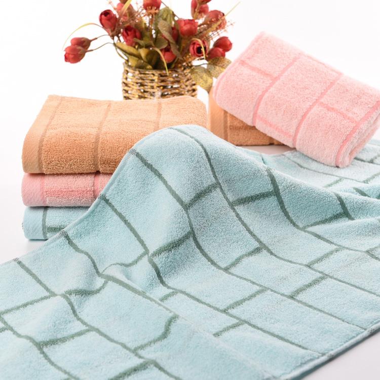 bath towel cotton towels gym sport set towl hotel cheap beach bathroom towels christmas gift 33cm x 73cm(China (Mainland))