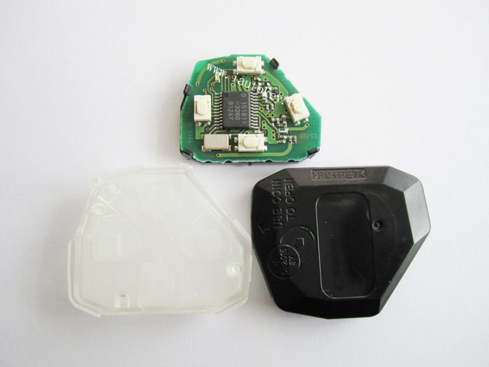 car remote control for Toyota Camry corolla 314.3MHZ(China (Mainland))