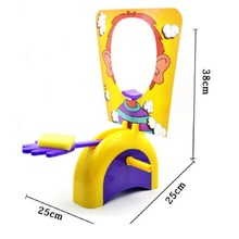 Buy Fun Cute Shocker Gadgets Cream Pie Face Family Parent Child Prank Jokes Games Anti Stress Kids Toys Birthday Game Gifts for $8.92 in AliExpress store