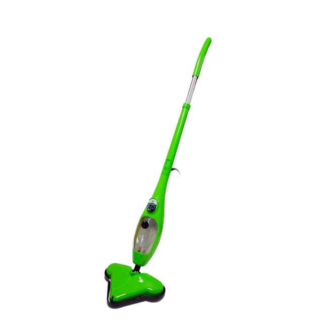 freeshipping 1300w power electric steaming cleaner, 0.4L water tank steam mop, 5 in 1Hand-Held Garment Steamer Window Cleaner(China (Mainland))