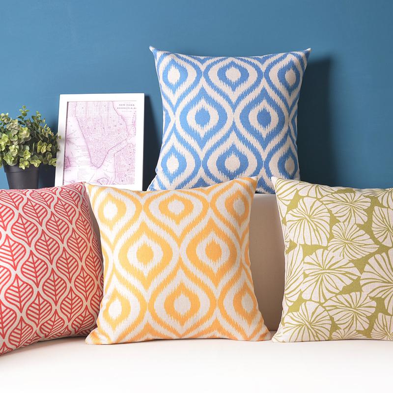 2015 new coussin d coratif couvre pour canap classique motif floral ikea coussins du canap. Black Bedroom Furniture Sets. Home Design Ideas