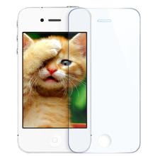 2 pcs pelicula de vidro 0.3mm Premium Tempered Glass Screen Protector Protective Film For Apple for iPhone 4 4S Screen Protector