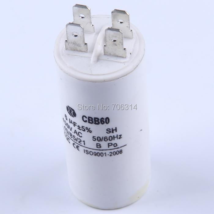Acheter motor start capacitor pour machine lectrique 6 uf condensateur pour - Duree de vie machine a laver ...