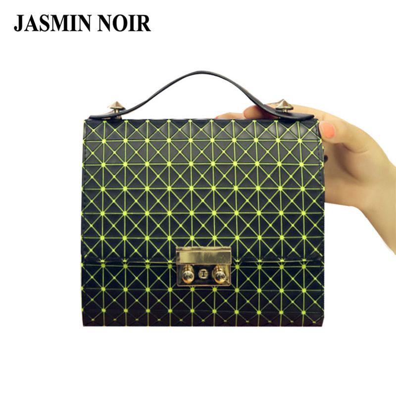 brand designer women handbag high quality 2016 new summer fashion female PU leather Shoulder bag ladies lattic crossbody bag(China (Mainland))