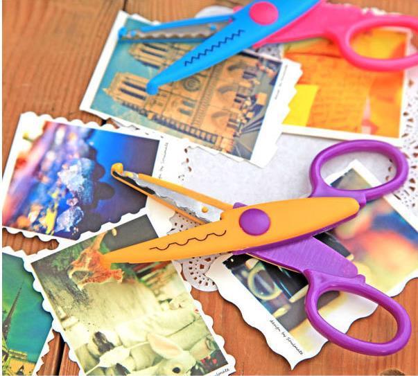 6 kinds children font b paper b font font b cutting b font tools diy photo