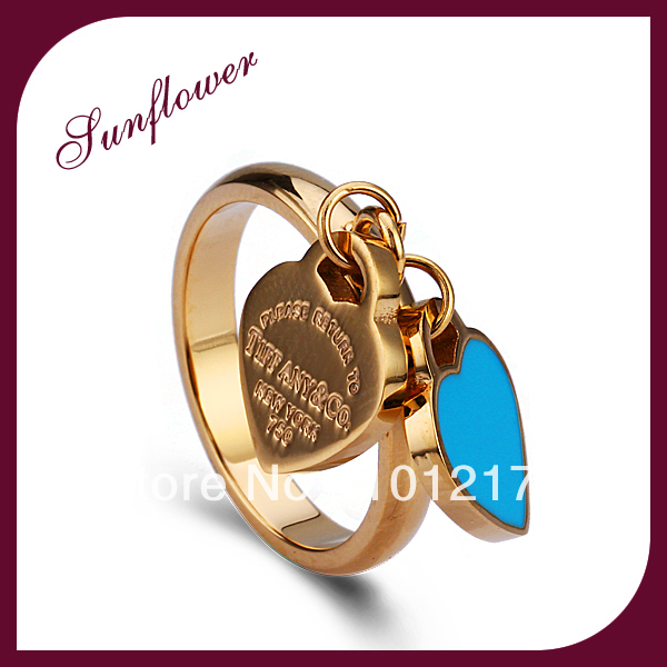 FREE SHIPPING 2014 HOT SALE MATCHING WEDDINGS BANDS RINGS ,JEWELRY ITALY ,RING ITALY,ITALIAN JEWELRY(China (Mainland))