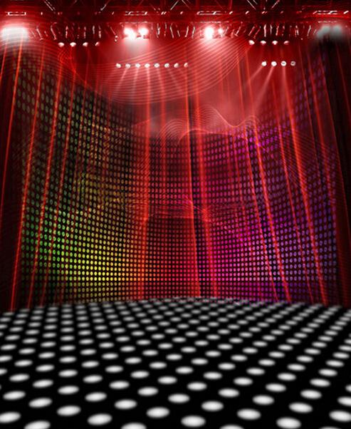 Digital Backdrops For Stage Lighting Stage Backdrops