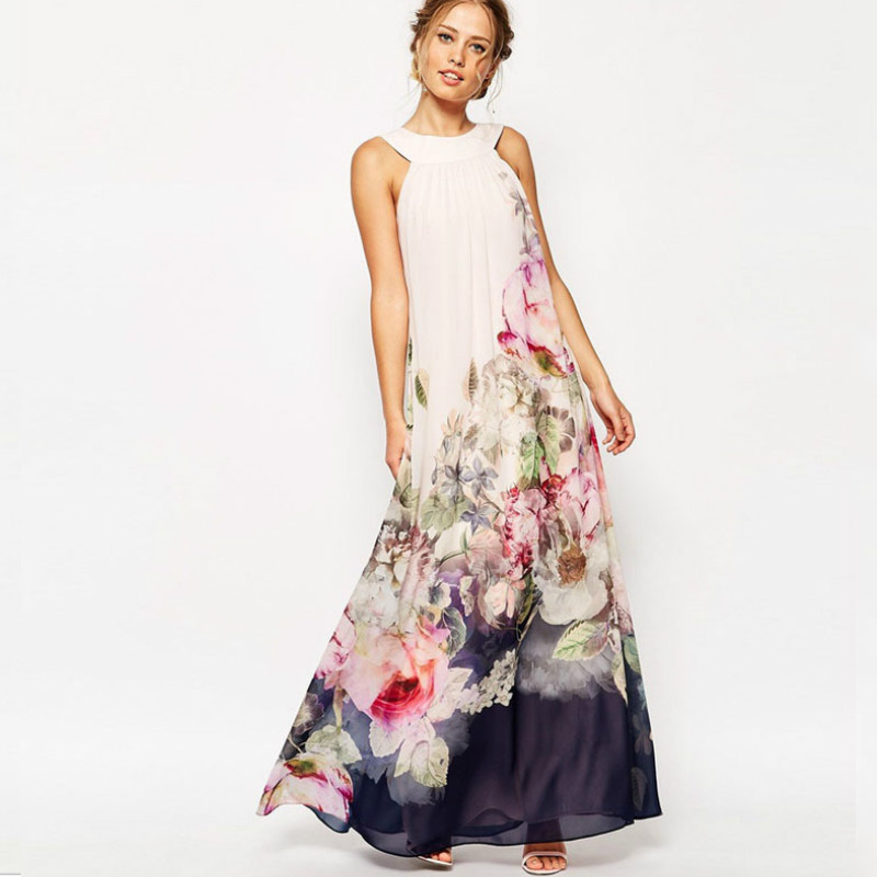 Maxi dresses for tall