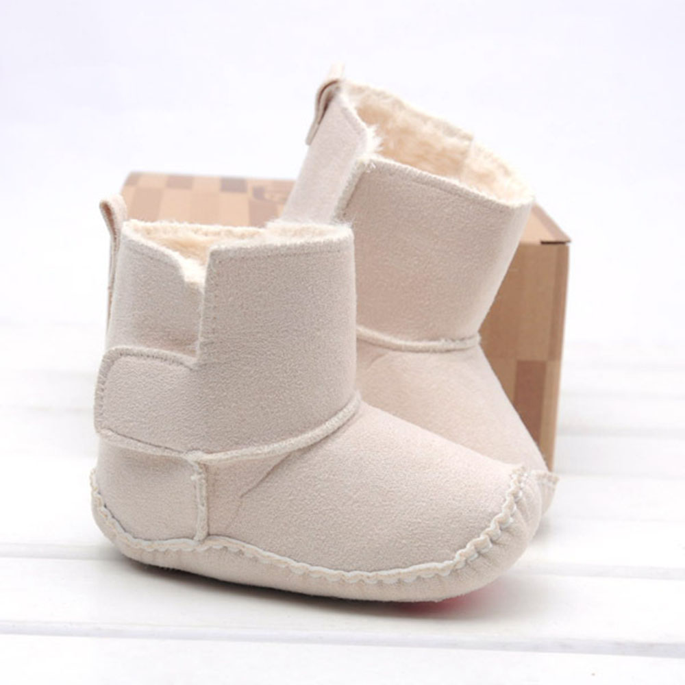 Baby Girl Shoes First Walker Fashion Super Warm Winter 2015 Brand Newborn Baby Infant Girls Bowknot Snow Boots Candy Color T0086(China (Mainland))