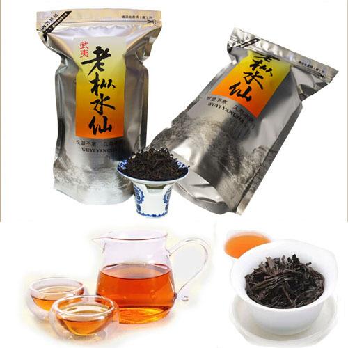 250g Chinese Da Hong Pao tea Big Red Robe Oolong tea the original gift green food tea lose weight health care dahongpao tea(China (Mainland))