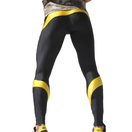 Mens sport long sexy tight pants gym fashion full length pants penis men male harem trousers Casual Pencil sweatpants Stretch(China (Mainland))