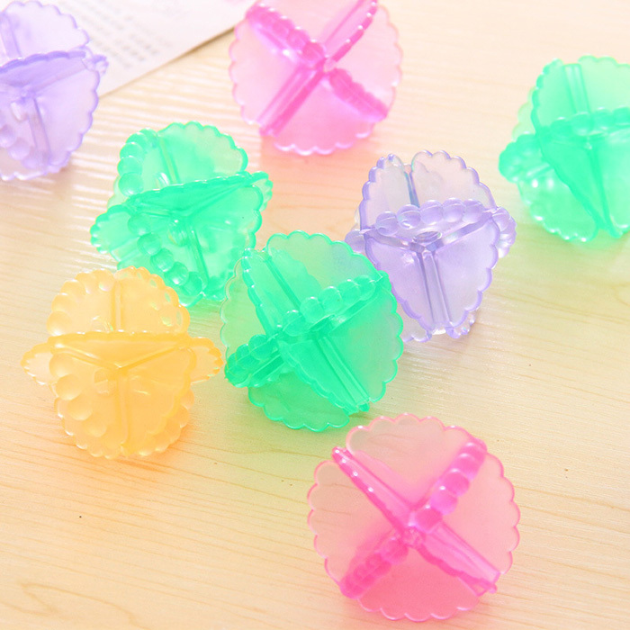 Laundry Balls wash clothes Creative Design Colorful Silicone Cheap price(China (Mainland))