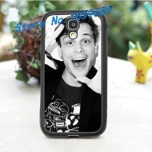 Matthew Gray Gubler 12 fashion cover case for samsung galaxy s3 s4 s5 s6 note 2 note 3 note 4 *g255g(China (Mainland))