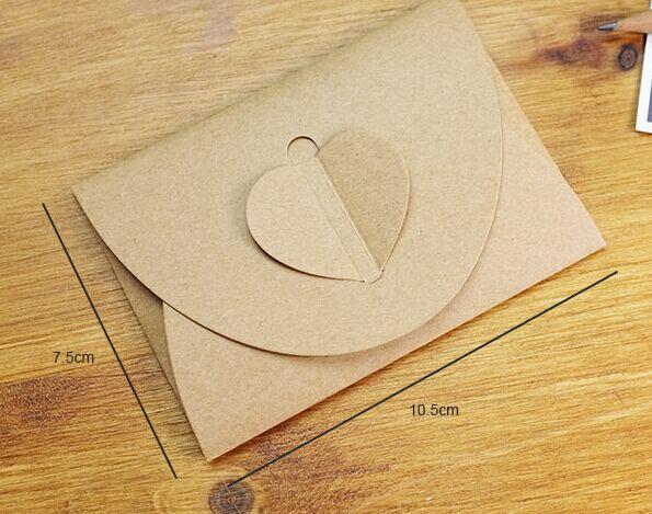 Конверт объемный из бумаги своими руками