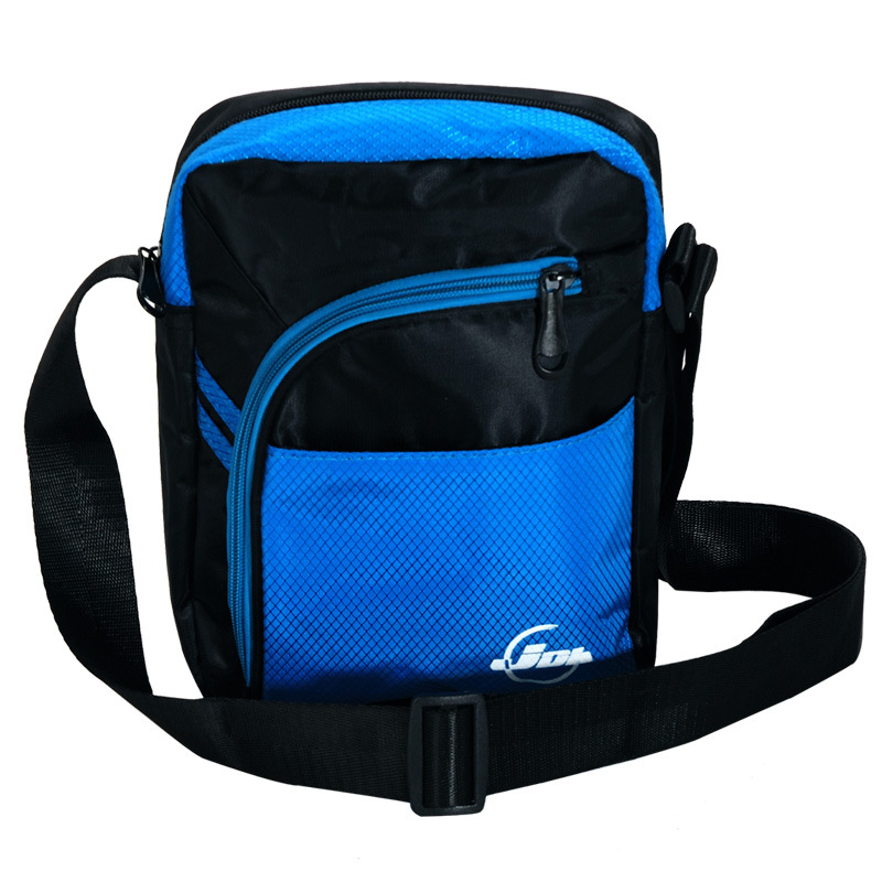 2014 New portable shoulder bag waterproof leisure Messenger Bags 2color 1pcs free shipping 23*20*11CM(China (Mainland))