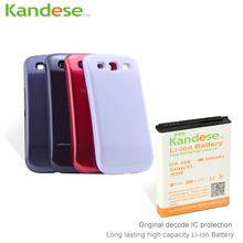 Kandese высокая емкость 6400 мАч литий-ионный repalcement расширенный аккумулятор для Samsung Galaxy S3 i9300