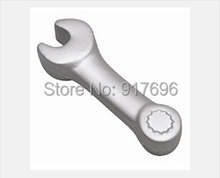 New free shipping promotion gift creative product Spanner Relief Stress Ball customed logo(China (Mainland))